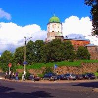 Старый замок :: Григорий Кучушев