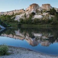 ...и голубых озер :: Зоя Коптева