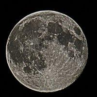 Луна 12июля 2014 :: Василий Аникеев