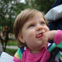 Удивление глазами ребенка :: Соня Еремина
