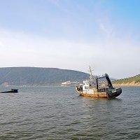 в Нагаевской бухте :: Galina