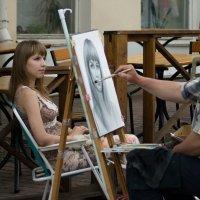 Творческий процесс :: Вячеслав Тихановский