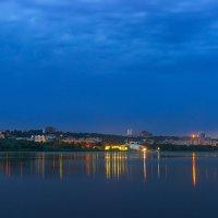 Цвета вечернего города :: Denis Aksenov