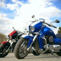 Два мотоцикла :: Игорь ПерфильеВ