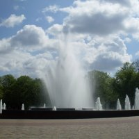 Центральный парк, г. Армавир :: Иришка Бекетова