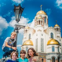 Храм на крови :: Ольга Пономарева