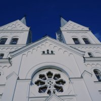Костел Сердца Иисуса :: Надежда Замостик
