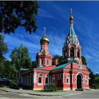 Знаменская церковь :: mila