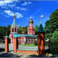 Знаменская церковь в г. Красногорске :: mila