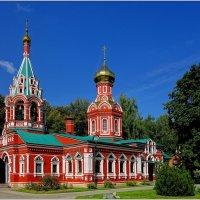 Церковь Знамения в Красногорске :: mila