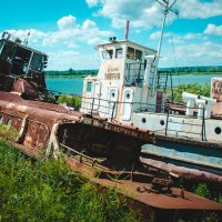 Корабли на пенсии)) :: volodka1982 Федоров