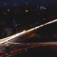 ночной Луганск :: Алена Юрченко