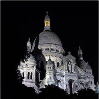 Базилика Сакре-Кёр (Basilique du Sacré-Coeur) :: Aquarius - Сергей