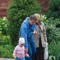 Папа знает... :: Геннадий Александрович