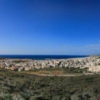 типичный городок.греция. западный крит. :: юрий макаров