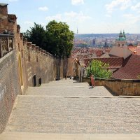 Лестница :: vasya-starik Старик