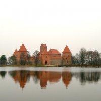 Тракайский замок :: room 52