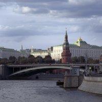 Mосква, Большой Каменный мост :: Евгений Мергалиев