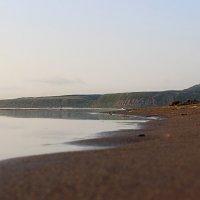 На краю острова :: Риша Сафиулина