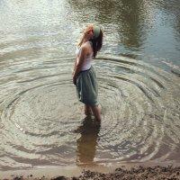 танцы на воде :: Алёна Бартужис