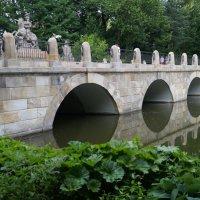 Королевский парк в Варшаве :: Елена Рязанова