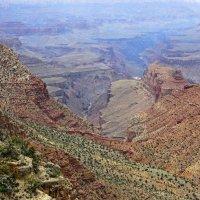 Гранд каньон в дымке... :: Барбара