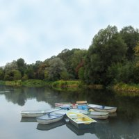 На озере :: Nikolay Monahov