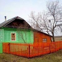 Краски марта. :: Андрей Русинов