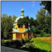 Церковь Димитрия Солунского :: Максим Сорокин