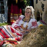 Фестиваль Мир Сибири 2014 :: Виктор