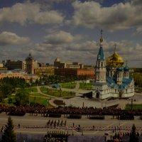 Омск.Соборная площадь :: Savayr