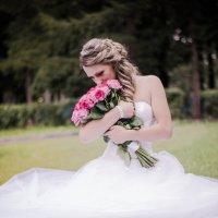 невеста :: елена брюханова