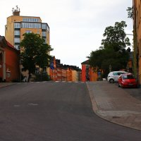 Прогулка по Стокгольму. :: Александр Лейкум