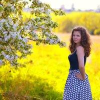В цвету яблони :: Женя Рыжов