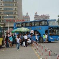Двухэтажный автобус :: Галина