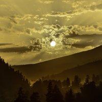 архыз, закат :: Валерий