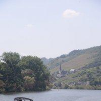 прогулка по Рейну :: Алексей Короткевич