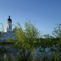 Крыпецкий монастырь, православный :: BoxerMak Mak