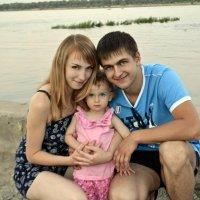от сильной любви рождаются красивые дети :: Елена Лагутина