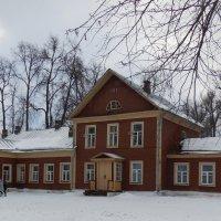 Мемориальный Дом-музей усадьба Н.Е.Жуковского :: Наталья Гусева