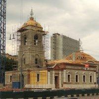 Церковь Спаса Преображения в Преображенском :: Александр Качалин