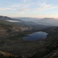 Озеро Каровое (панорама) :: Сергей Карцев