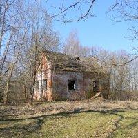 Старый дом :: Олег Романенко