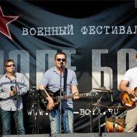 """Любэ, """"А поле боя держится на танках..."""" :: Максим Бочков"""