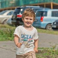 Прогулка в парке :: Дмитрий Иванцов