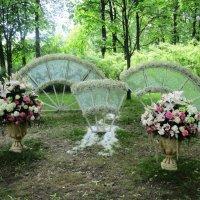 На выставке цветов :: Самохвалова Зинаида