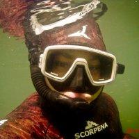 подводное селфи :: sergey fedossoff