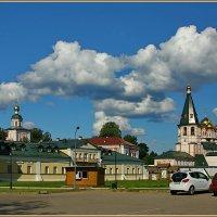 Валдайский Иверский Святоозерский Богородицкий мужской монастырь :: Дмитрий Анцыферов
