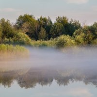 сиреневый туман :: Виктор Ковчин