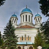 Собор Святого Николая Чудотворца :: Андрей Зелёный